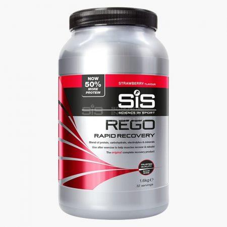 SiS REGO Regeneráló italpor - 1.6kg - Eper