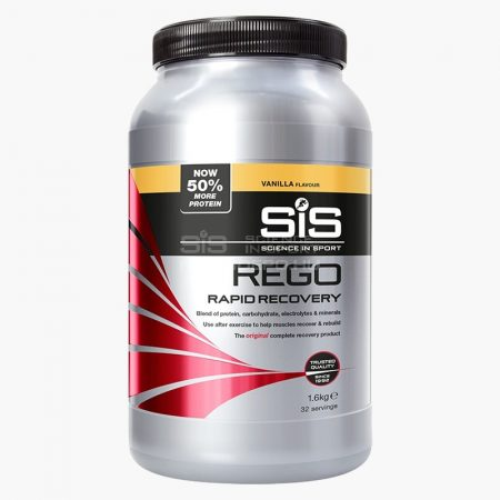 SiS REGO Regeneráló italpor - 1.6kg - Vanília