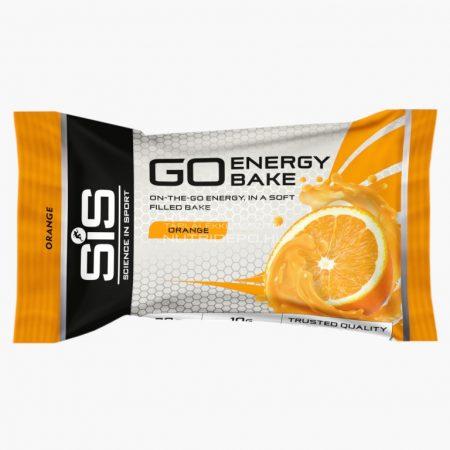 SiS GO Energiasüti - 50g - Narancs