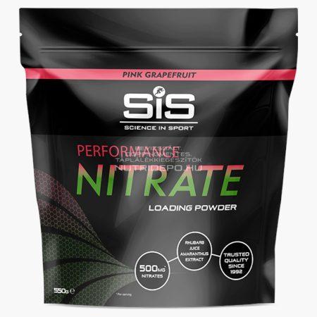 SiS Performance Nitrát italpor - 550g - Rózsaszín grapefruit