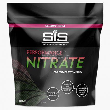 SiS Performance Nitrát italpor - 550g - Cseresznyés kóla