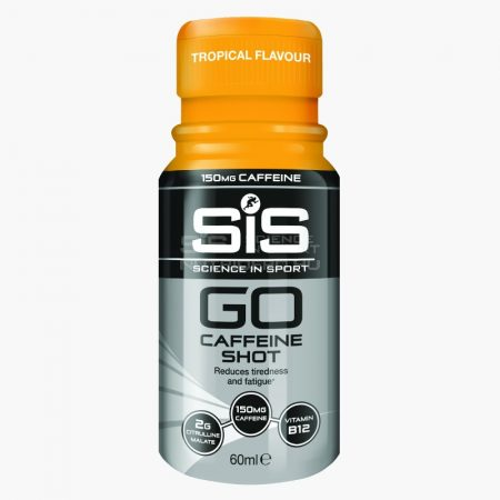 SiS GO Koffein ital (150mg) - 60ml - Trópusi gyümölcs