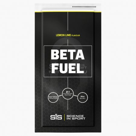 SiS Beta Fuel energia italpor - 84g - Citrom & Lime