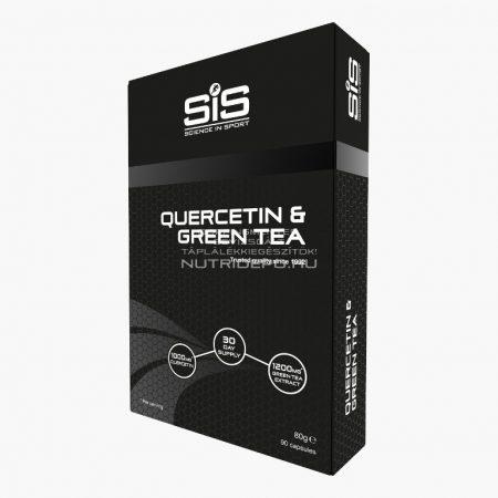 SiS Kvercetin (333mg) & Zöld tea (400mg) kapszula - 90db - Ízesítetlen