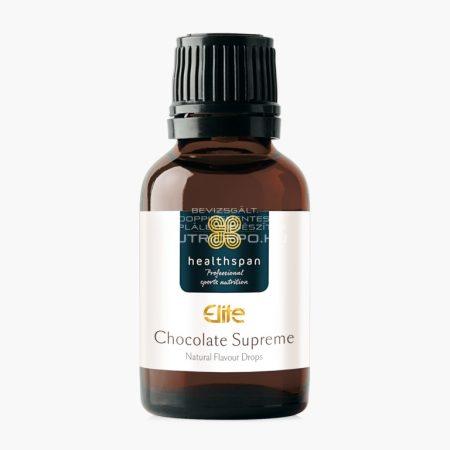 Healthspan Elite Ízesítő csepp - 50ml - Csokoládé