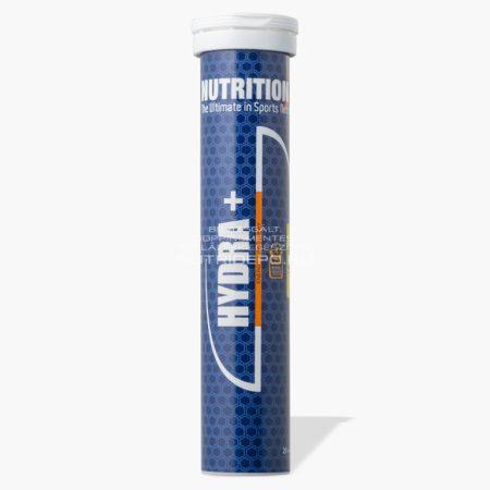 Nutrition X Hydra+ pezsgőtabletta - 20db - Citrom