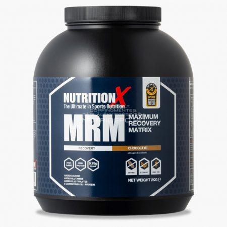 Nutrition X MRM regeneráló italpor - 2kg - Csokoládé