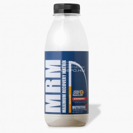 Nutrition X MRM regeneráló italpor - 100g - Eper