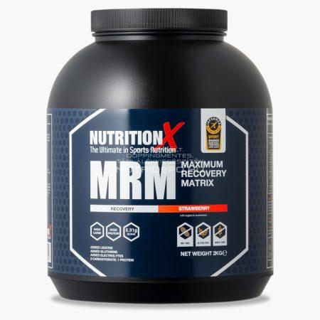 Nutrition X MRM regeneráló italpor - 2kg - Eper