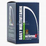Nutrition X Multivitamin tabletta - 120db - Ízesítetlen