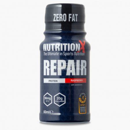 Nutrition X Repair kollagén ital - 60ml - Málna