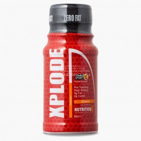 Nutrition X XPLODE koffein (250mg) ital - 60ml - Narancs