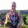 Bodolai Fanni quadrathlon Európa-bajnok