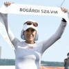 Bogárdi Szilvia az Ultrabalaton női győztese 2018-ban