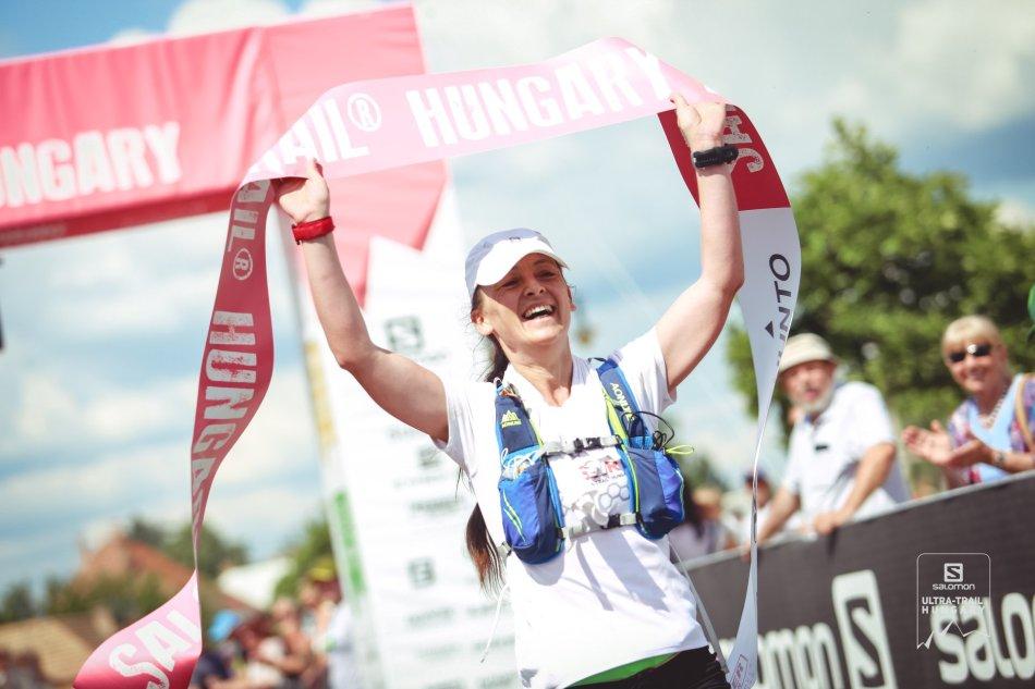 Nagy Tünde a 2018-as UTH női győztese